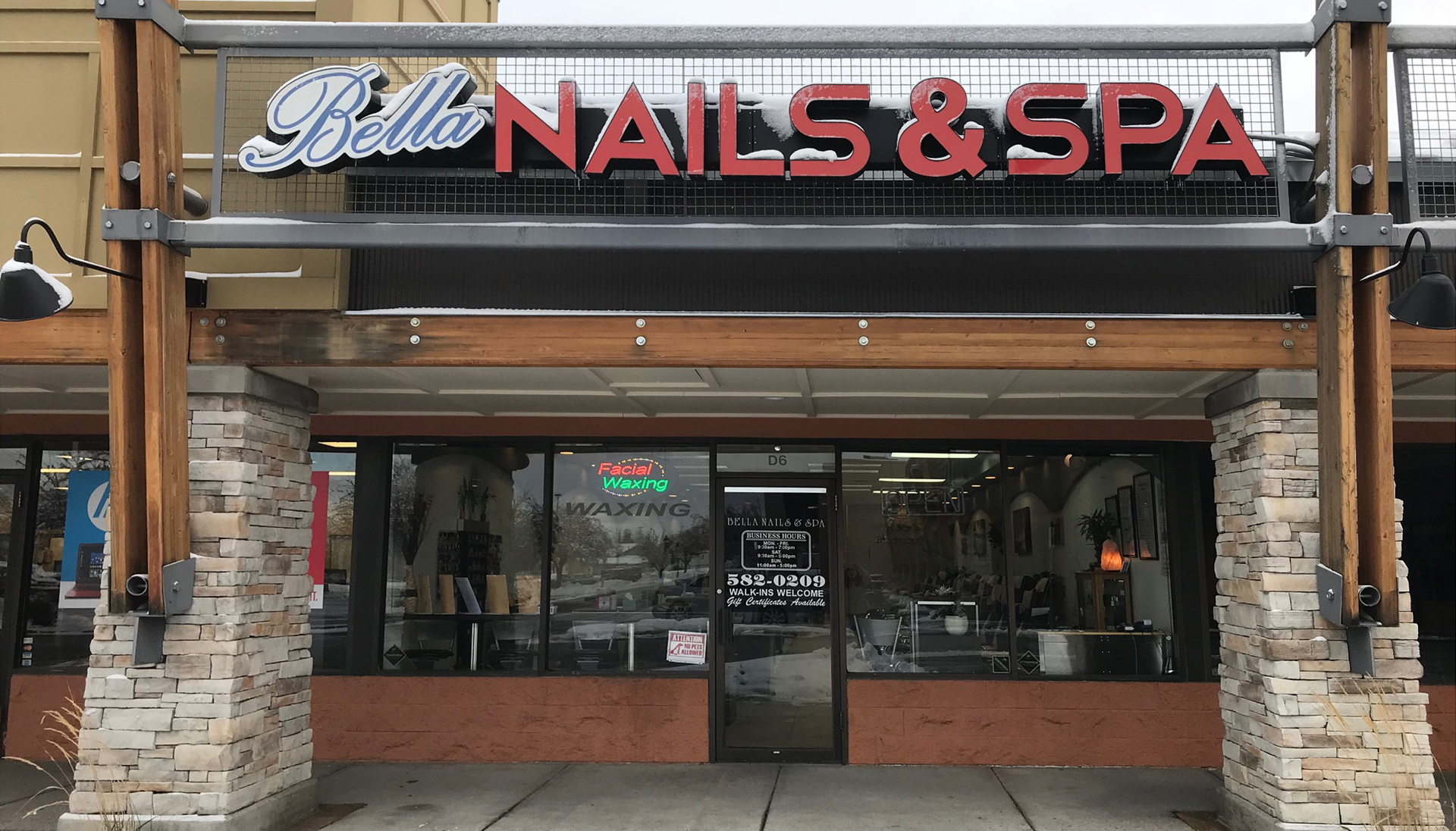 Bella Nails & Spa